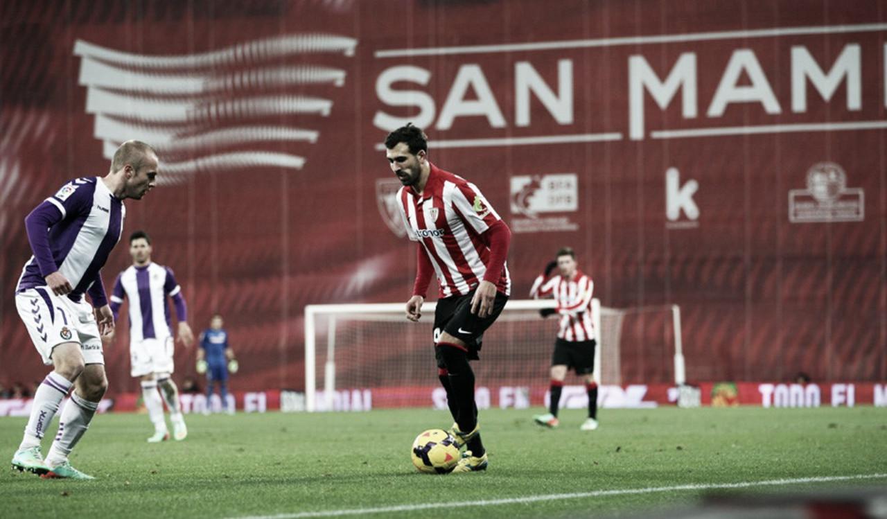 El Real Valladolid lleva 14 años sin ganar al Athletic Club