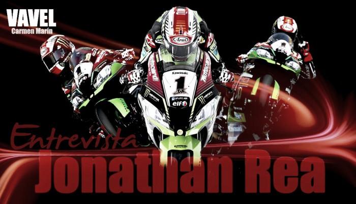 """Entrevista. Jonathan Rea: """"Los años de sufrimiento en Honda me hicieron mejor piloto"""""""