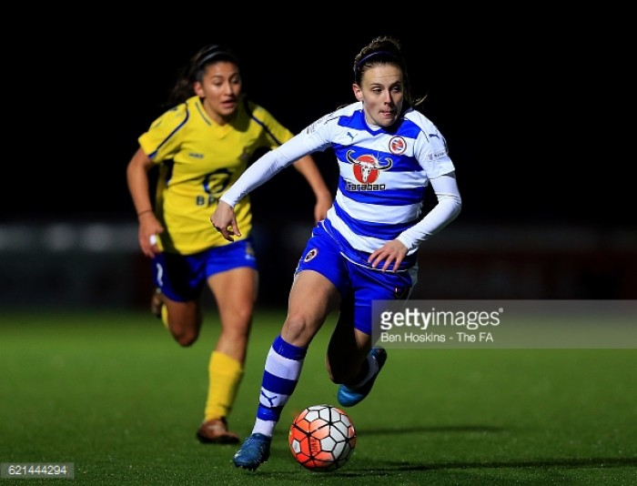 Reading Women 0-1 Doncaster Belles: Belles go down with a win