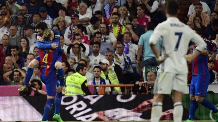 Liga Spagnola - Barcellona trascinato da Messi, Real al tappeto al Bernabeu: le dichiarazioni