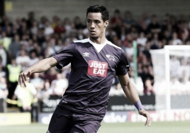 Reading0-1 Derby County: Ince on target as Rams raid ten-man Royals