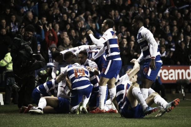 Reading 3-0 Bradford City: Jamie Mackie guides Reading to Wembley with a well-deserved victory