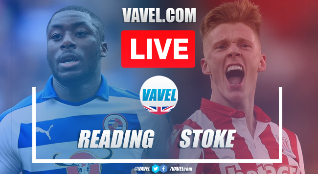 As it happened Reading vs Stoke City: Late Powell header saves Stoke at the Madjeski (1-1)