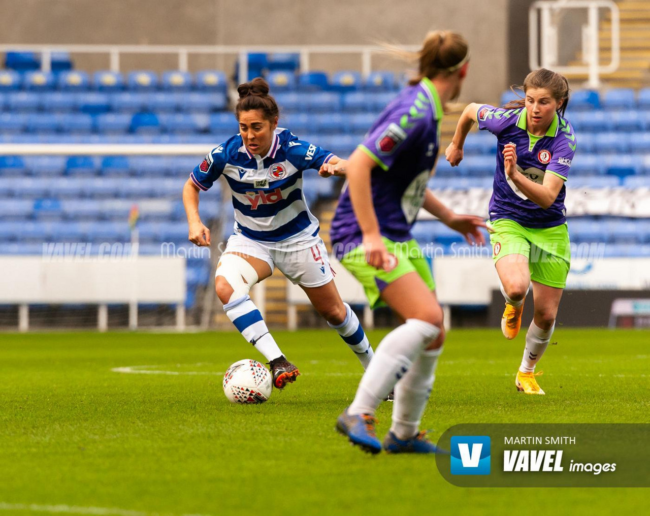 Reading Women 1-1 Arsenal Women: Points shared at the Madejski