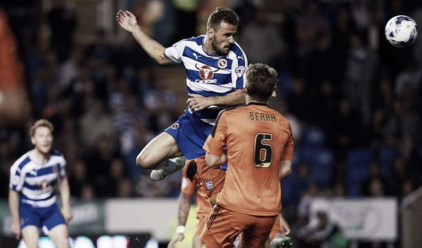 Reading 5-1 Ipswich Town: Sa nets hat-trick as Royals bulldoze Tractor Boys