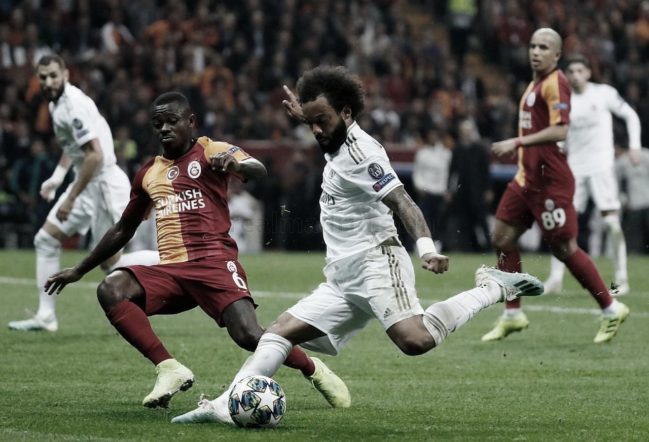 Jogo Real Madrid x Galatasaray AO VIVO online pela Champions League (6-0)