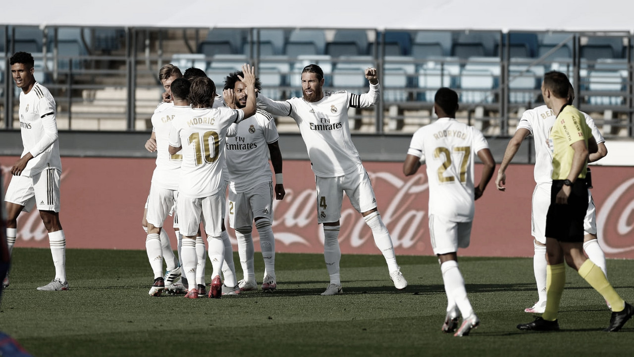 Análisis del rival del Valencia: un Real Madrid en la lucha por ser campeón
