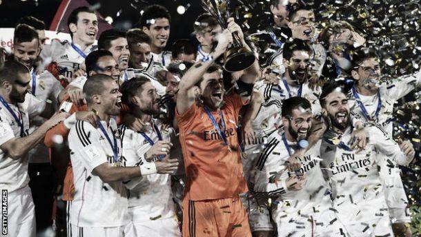 Real Madrid 2-0 San Lorenzo: Los Blancos add Club World Cup to their fantastic 2014