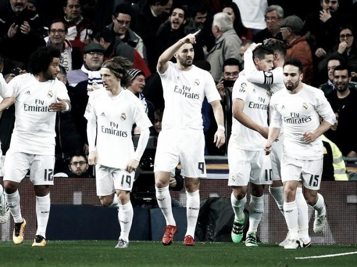 Liga, il Real guarda il calendario e punta il derby