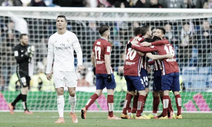 Liga BBVA: Atlético Madrid vence e Real (quase) diz adeus ao título