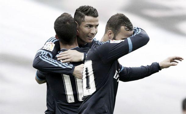 Liga, il Real soffre ma passa a Vigo contro un Celta mai domo (1-3)