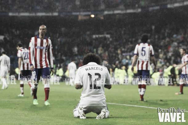 Les buts de Real Madrid - Atletico Madrid