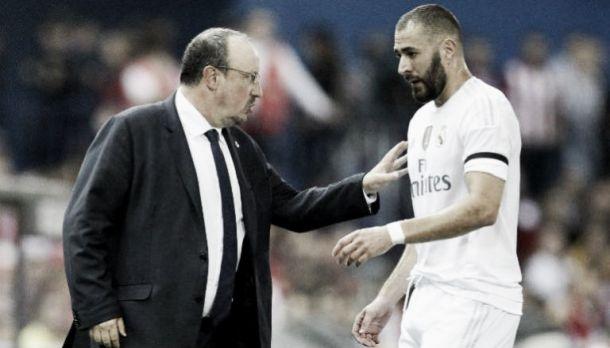 Real Madrid, Benitez sotto accusa dopo il pari nel derby