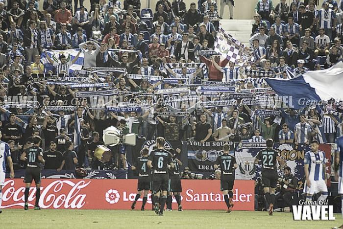 La Real vence y convence ante el Leganés