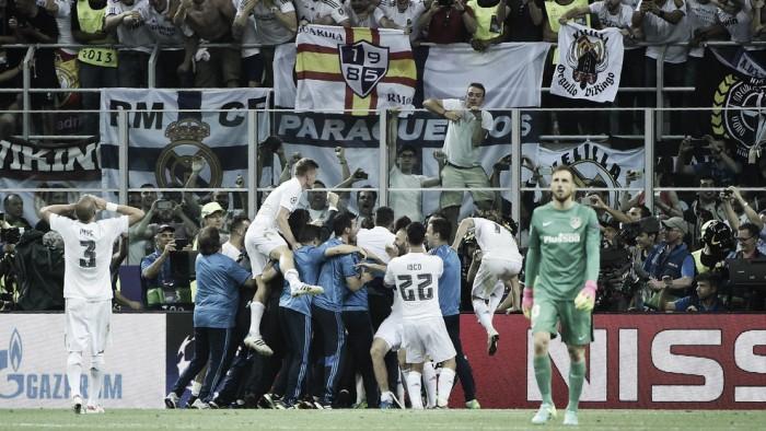 Liga dos Campeões: Onde acabou a táctica, começou a emoção de La Undécima