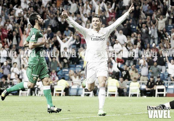 Cristiano Ronaldo non si ferma mai