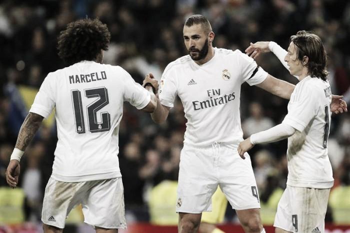 Liga, Real Madrid sul velluto contro il Villarreal (3-0)