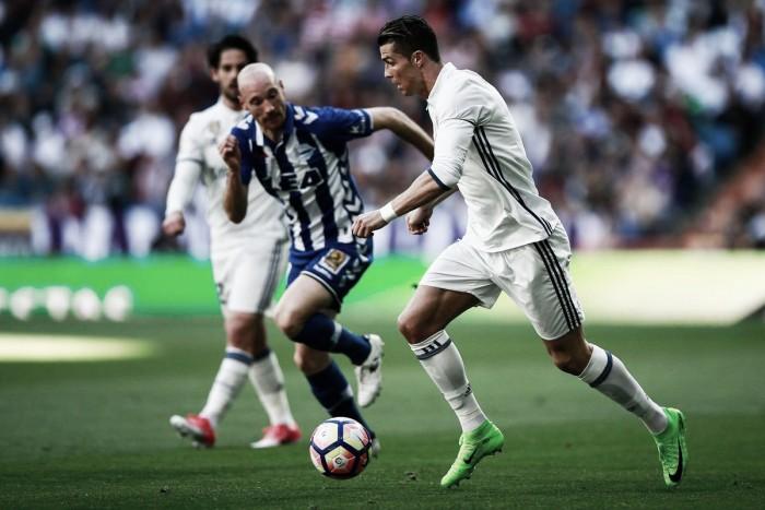 Real Madrid, aprile comincia con una vittoria: 3-0 sull'Alaves. E ora arriva il difficile