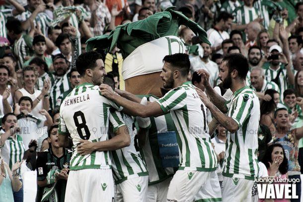 Ponferradina - Real Betis: buscando el pleno