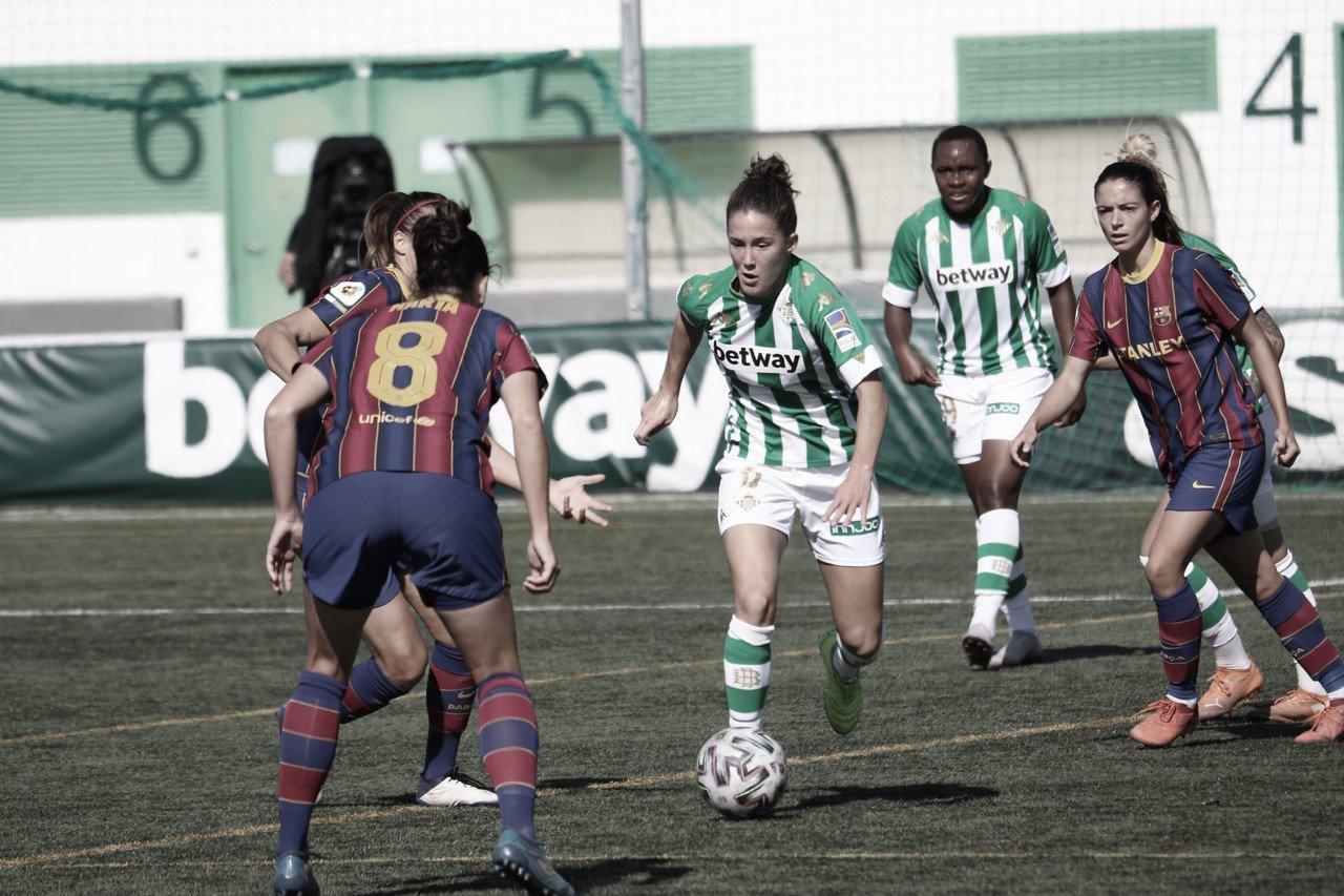 Previa FC Barcelona vs Real Betis: la Iberdrola cada vez más cerca