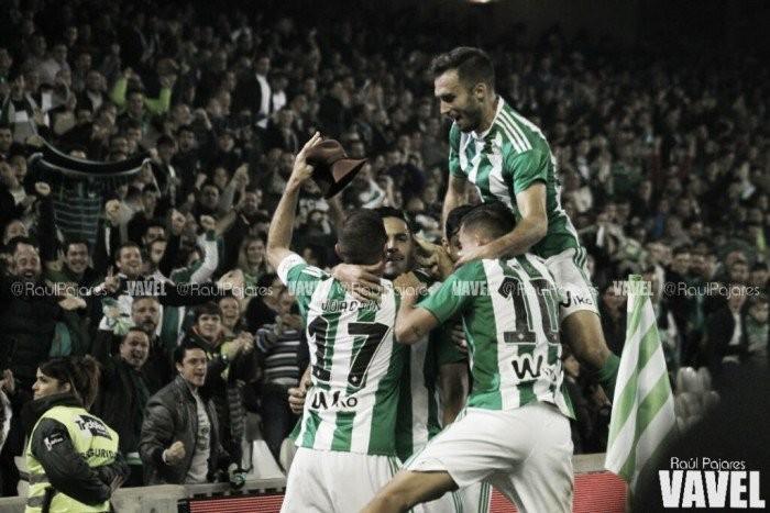 Antecedentes: Real Betis vsOsasuna
