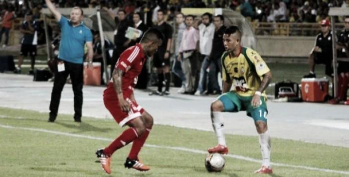 Resultado: Real Cartagena vs América de Cali por Torneo Águila (2-2)