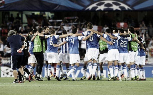 Real Sociedad 2013: del purgatorio al paraíso