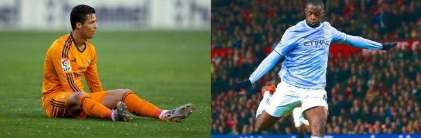 Manchester City, Real Madrid : destins croisés