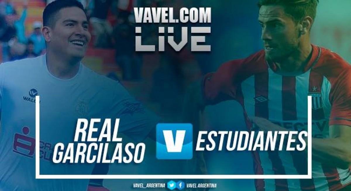Resumen Real Garcilaso 0-0 Estudiantes en Copa Libertadores 2018