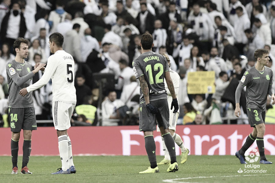Análisis del rival: un Madrid renacido visita a una Real esperanzadora