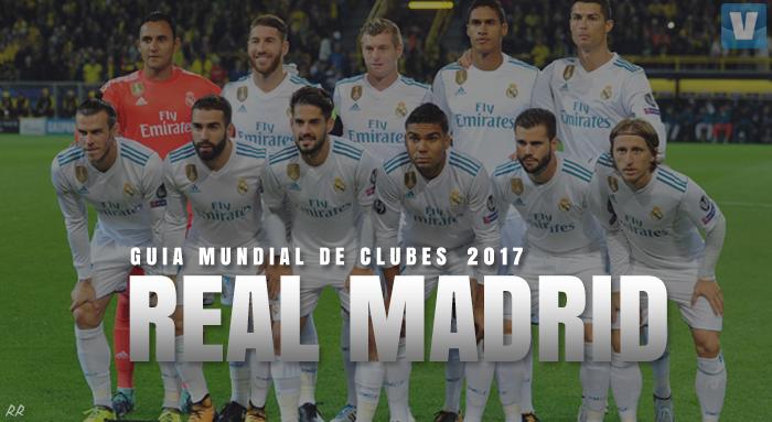 Guia VAVEL do Mundial de Clubes 2017: Real Madrid