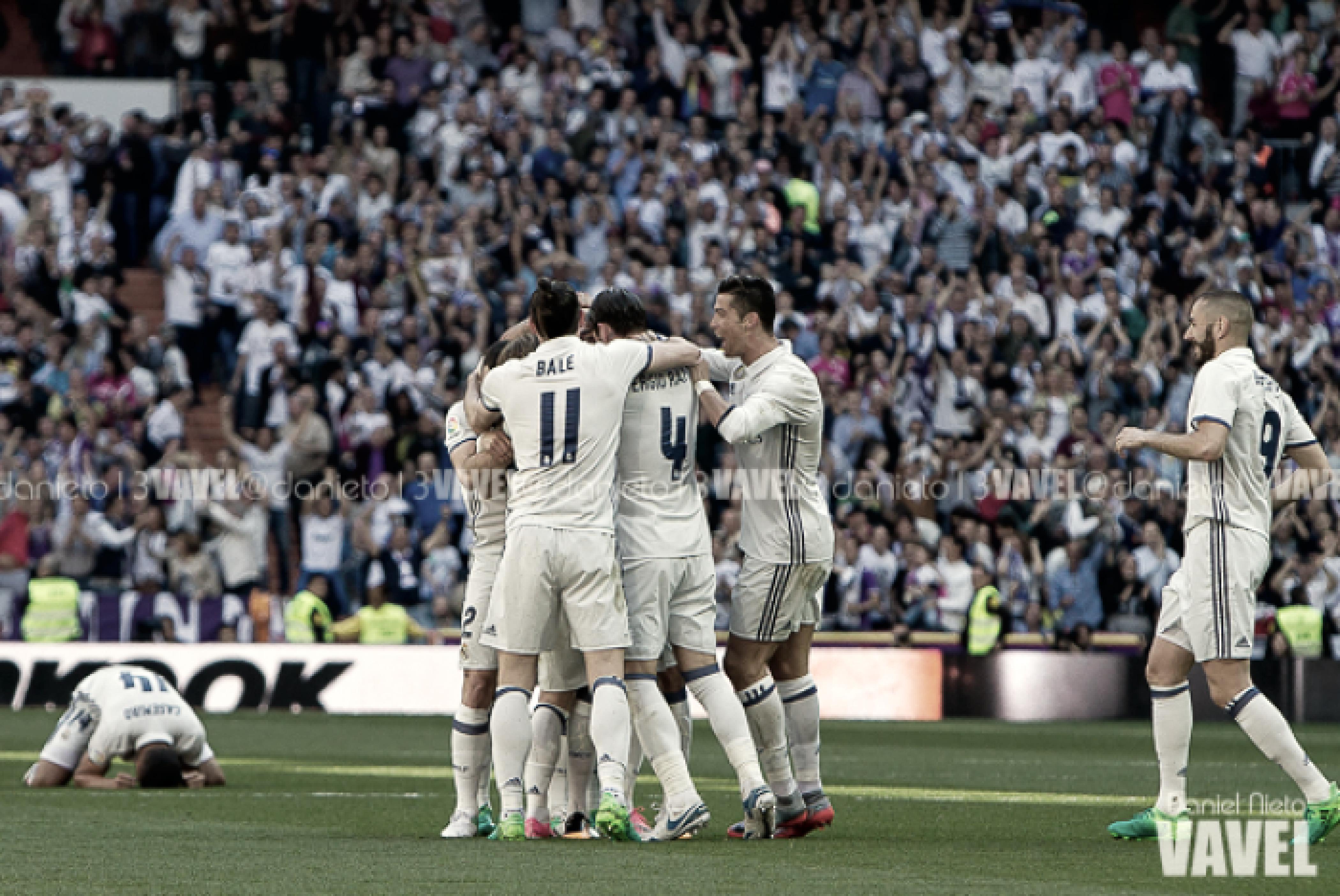 El Real Madrid es nombrado Club Europeo del Año 2018