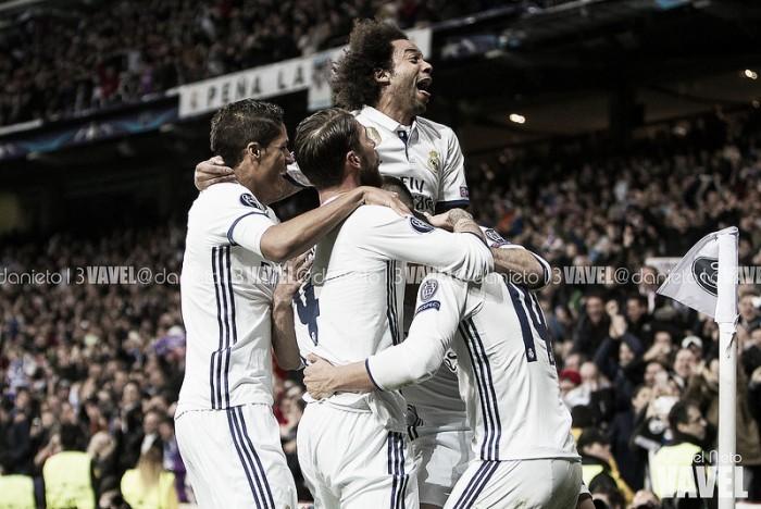 El Madrid de Zidane llega a los 100 goles en el Be ...
