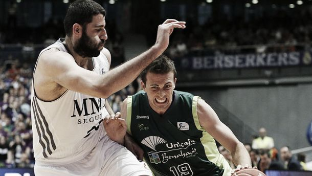 Playoffs ACB 2014: Real Madrid vs Unicaja en directo y en vivo online