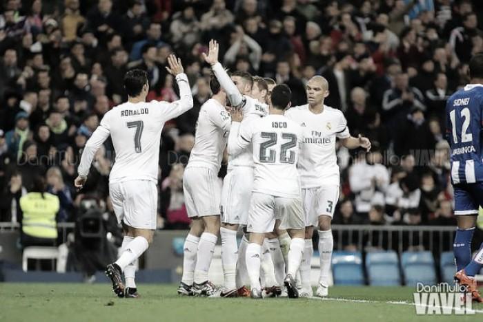 El Real Madrid visitará Los Pajaritos en enero