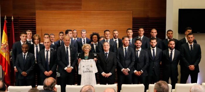 """Ramos: """"Ha costado mucho ganarlo, pero la Undécima ya está en casa"""""""