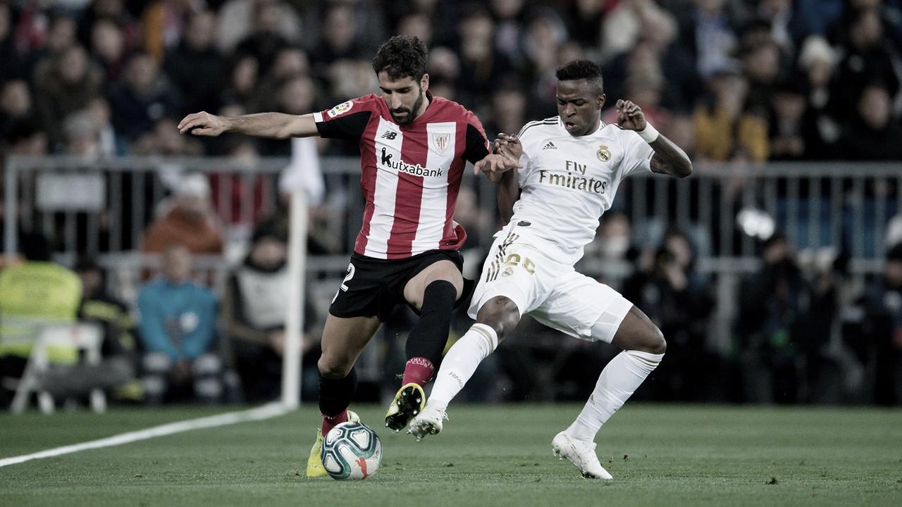 Previa Athletic Club - Real Madrid: un Athletic en busca que el Madrid no gane la liga