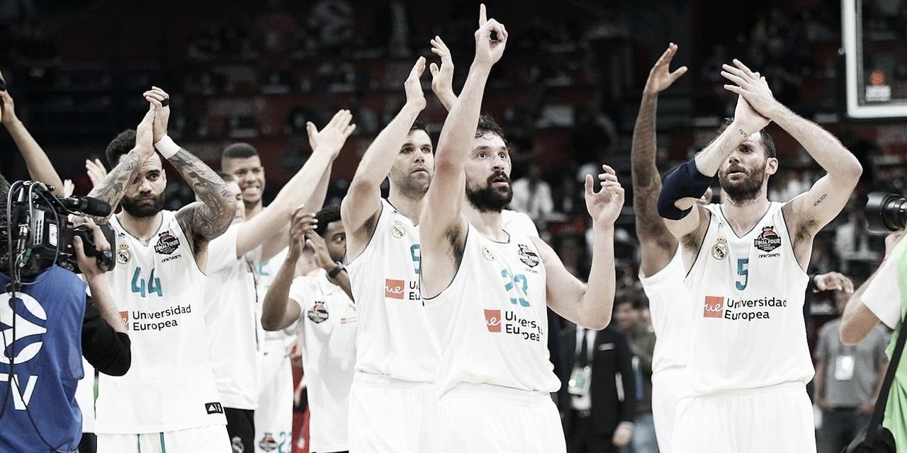 El Real Madrid de Baloncesto cierra un 2018 de ensueño