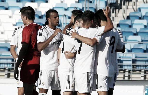 Real Madrid Castilla 2013/14