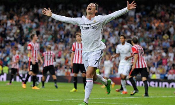Real Madrid 5-0 Athletic Bilbao: Cristiano Ronaldo nets hat-trick as Real thrash Bilbao