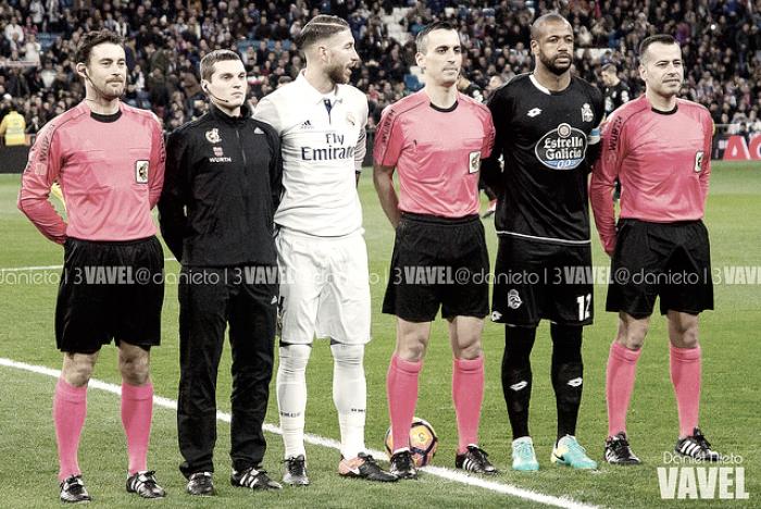 Horario Real Madrid- Deportivo (Jornada 20 de LaLiga)