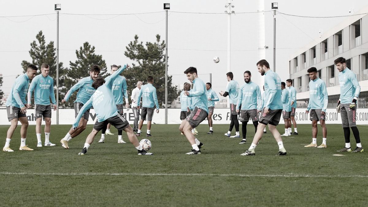 Ramos, Militao e Isco, bajas ante SD Huesca