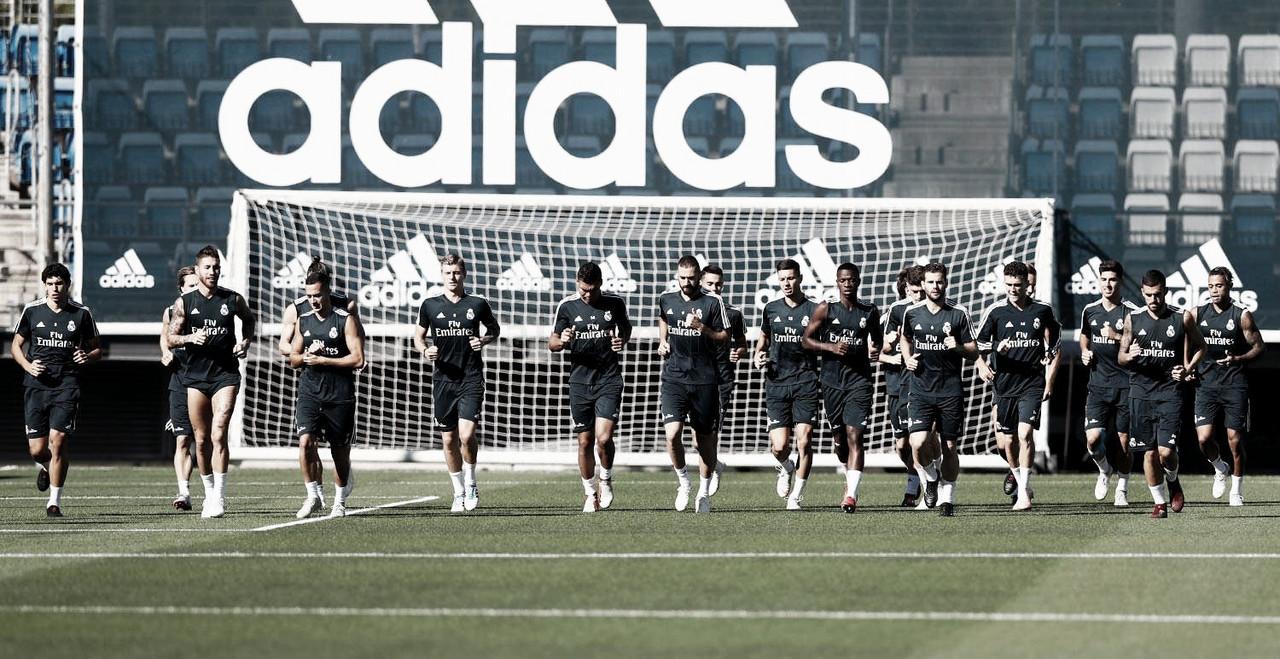 Las lesiones y la mala forma de ciertos futbolistas mermanal Real Madrid