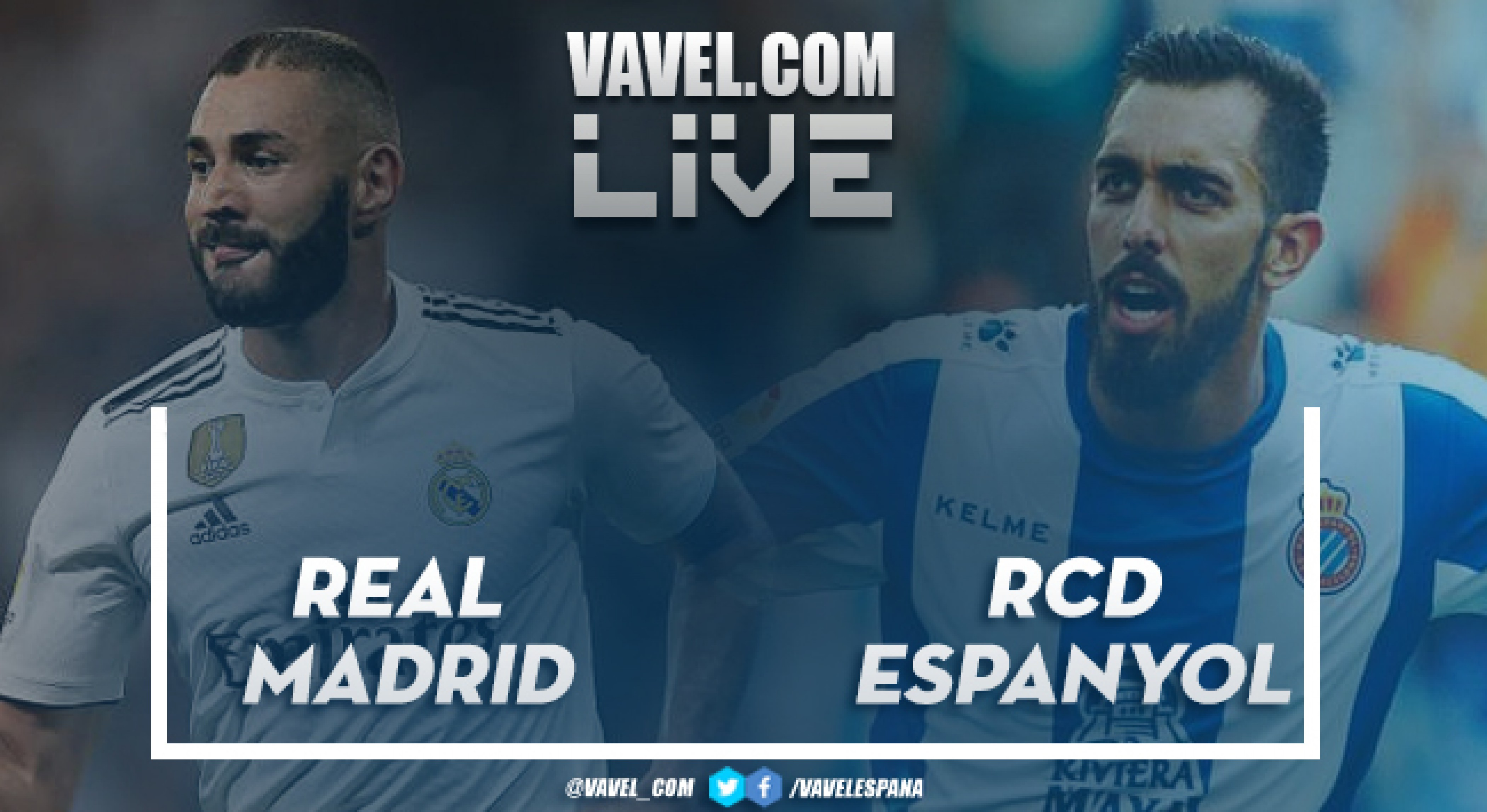 Resumen Real Madrid 1-0 Espanyol