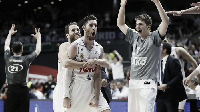 El Madrid firma la victoria con más récords en la historia de la ACB