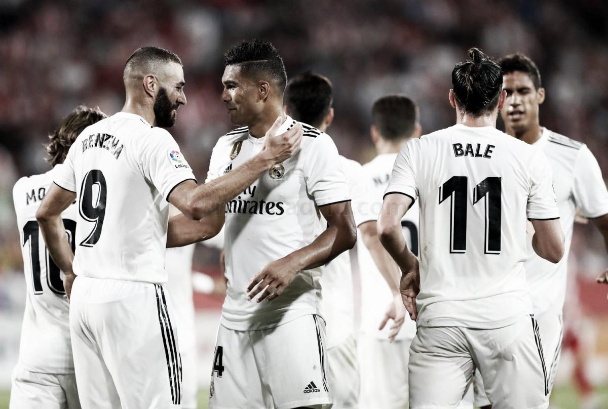 Resumen Huesca vs Real Madrid (0-1)