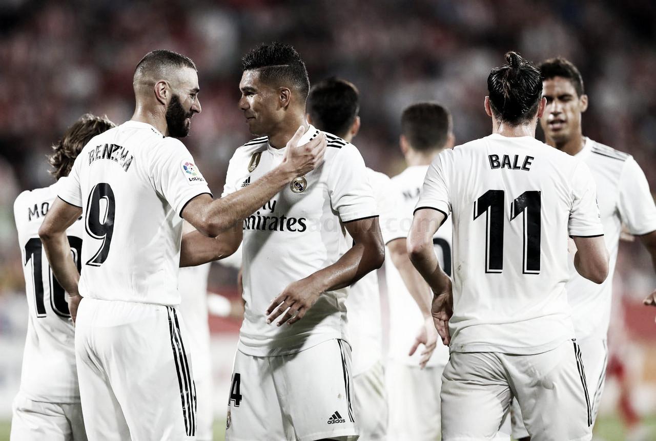 Horario y dónde ver el Real Valladolid - Real Madrid
