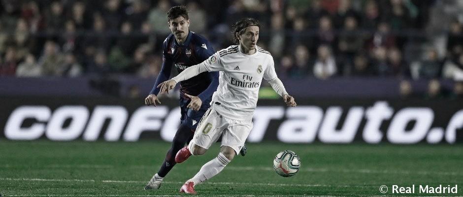 Previa Real Madrid - Levante: en busca de una dulce victoria
