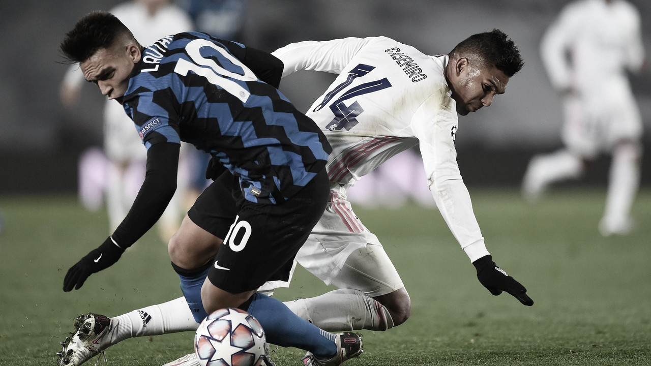 Resumen Inter vs. Real Madrid en UEFA Champions League