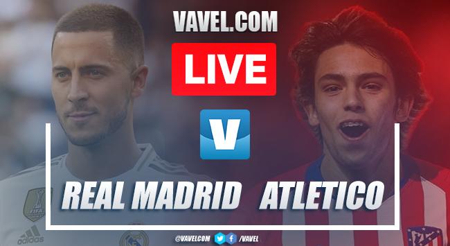 Gols e melhores momentos Real Madrid 3x7 Atlético de Madrid pela Champions Cup 2019